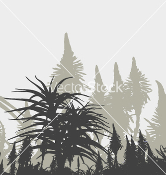 Free plant life vector - Free vector #271127