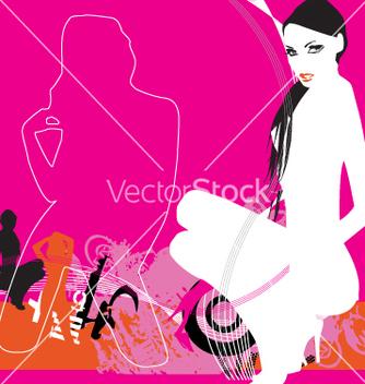 Free sexy model vector - Kostenloses vector #271157