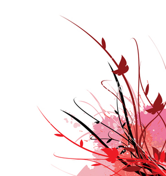 Free floral vine garden vector - Free vector #271367