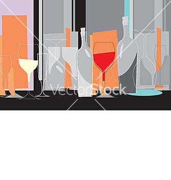 Free wine vector - Free vector #271407