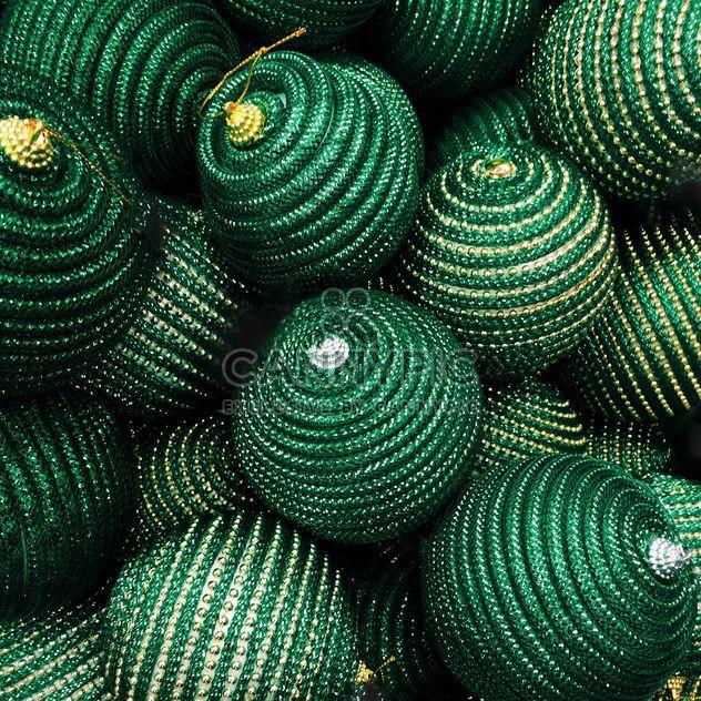 Green-Weihnachtskugel - Kostenloses image #271747