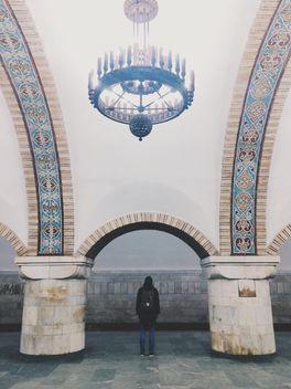 Kyiv subway - бесплатный image #271757