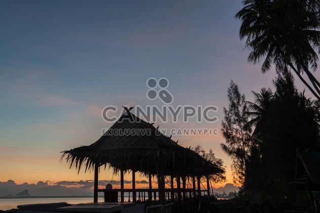 Strand am Abend - Kostenloses image #271867