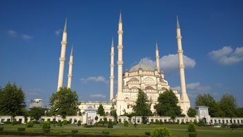 Sabanci Central Mosque - image #273027 gratis
