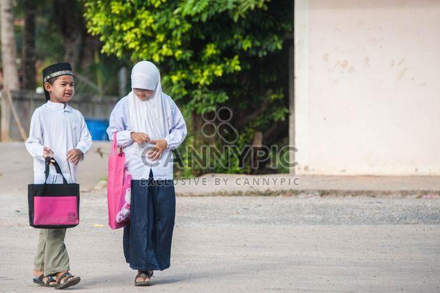 Crianças islâmicas - Free image #273037