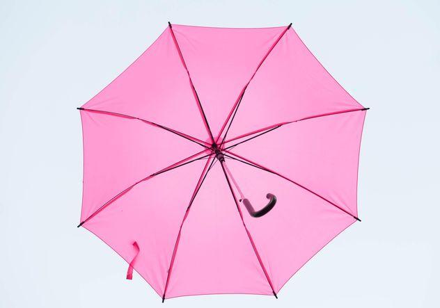 Pink umbrella hanging - Free image #273067