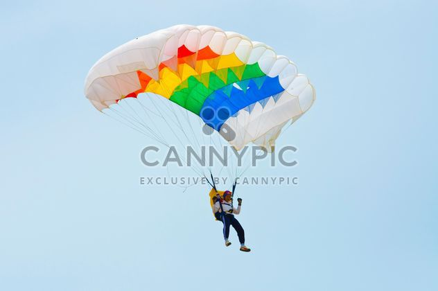colorful of parachute - Free image #273607