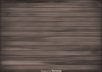 Wooden background - vector #274107 gratis