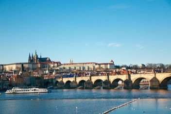 Prague castle - image gratuit(e) #274877