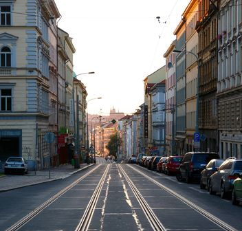 Street of Prague - image gratuit(e) #274887