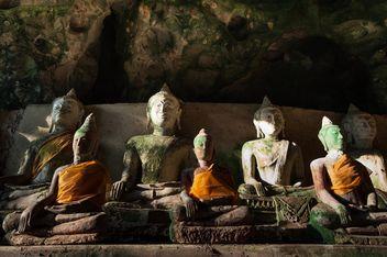 Buddha statues - бесплатный image #275007