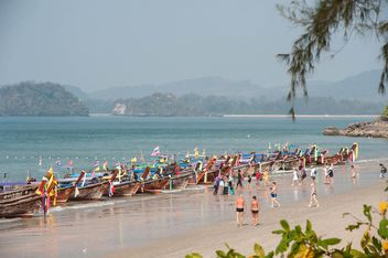 Krabi Andaman beach - бесплатный image #275097