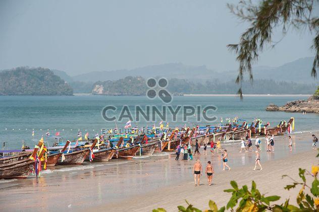 Krabi-Andaman beach - Kostenloses image #275097