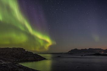 Northen Lights (Aurora Borealis) - Kostenloses image #276337