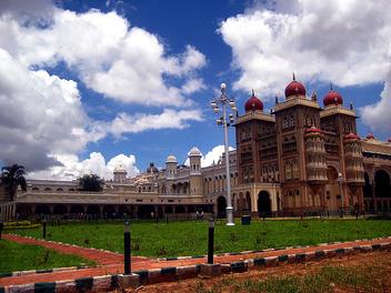 Mysore Palace - Free image #278897