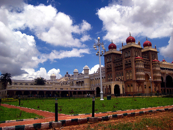 Mysore Palace - image #278897 gratis