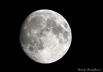 The moon... - image #280377 gratis