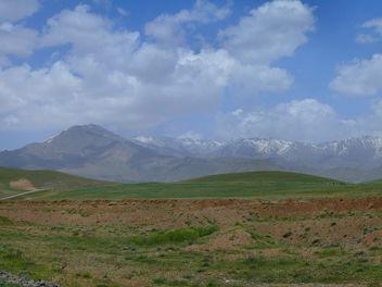 Hamedan landscape - Kostenloses image #280487
