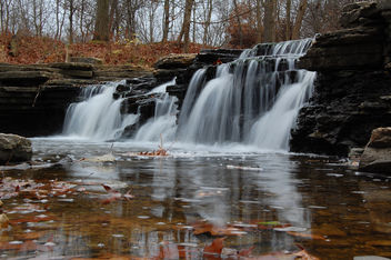 Waterfall Glen - image #280637 gratis