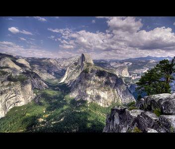 Half Dome, Yosemite. - Kostenloses image #280717