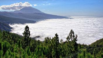 mar de nubes - бесплатный image #284327