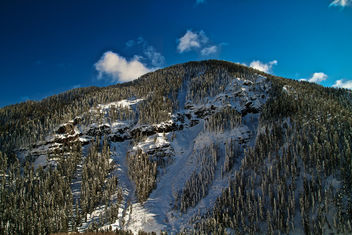 Rocky Mountain Winter - image gratuit #284827