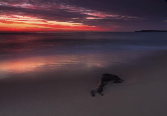 Red Sunrise Cronulla - Free image #284887