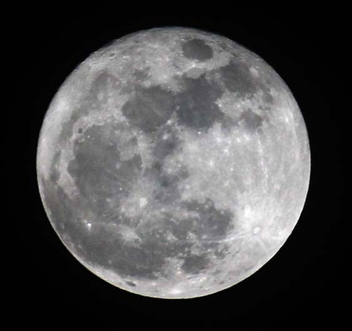 My Canon Supermoon - image gratuit #284937