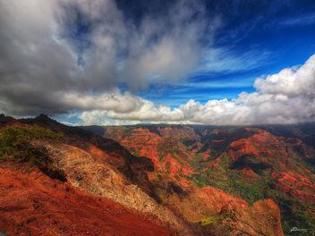 waimea canyon - Free image #284987