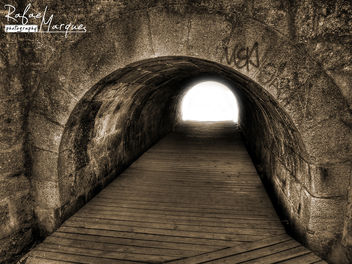 Light in the end of the tunnel - Free image #285247
