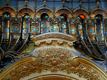 Galerie Lafayette, Paris - image gratuit #285487