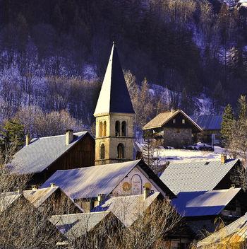 Puy St Vincent - image #286007 gratis