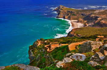 Cape Point - HDR - image gratuit(e) #286647