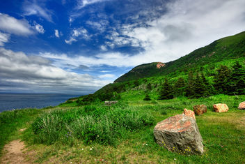 Cabot Trail - HDR - Free image #286727