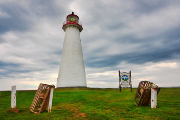 Point Prim Lighthouse - HDR - image gratuit #286757