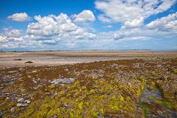 Malahide Beach - HDR - Free image #287587