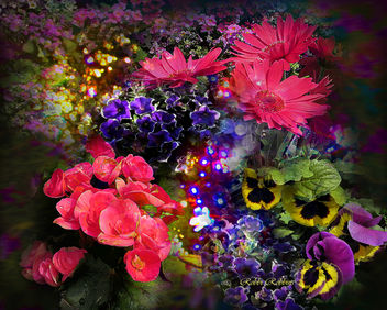 Good Night Flowers - image #288867 gratis