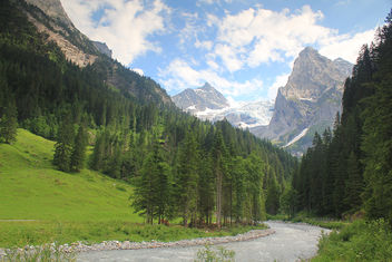 Rosenlaui, Switzerland - Kostenloses image #289297