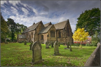 Outwood Church - image gratuit(e) #289517