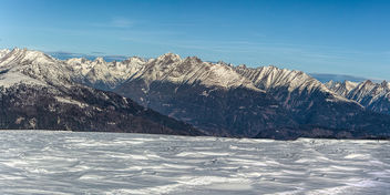 Kreischberg - Rosenkratz panorama - image gratuit #290507