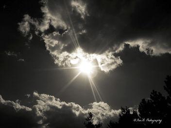 Sky B&w - Free image #291517