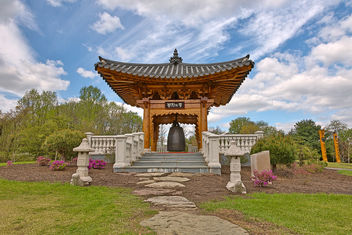 Korean Bell Garden - HDR - Free image #291707
