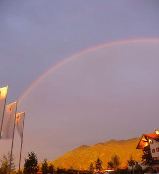 Regenbogen - Rainbow - Free image #292237