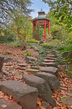 Oriental Garden - HDR - Free image #295237