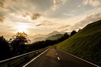 Swiss sun - Free image #295637