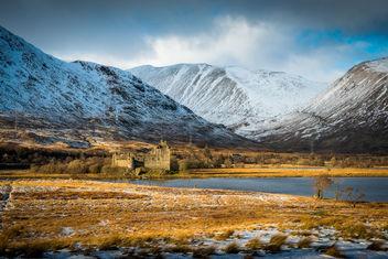 Castle Kilchurn - image gratuit #296017