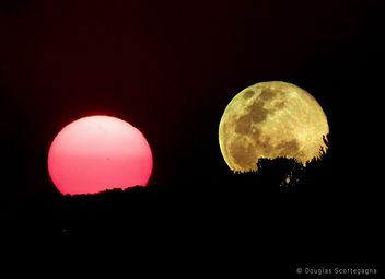 Sun & Moon - image gratuit(e) #296297