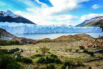 Glacier Perito Moreno - image gratuit #296317