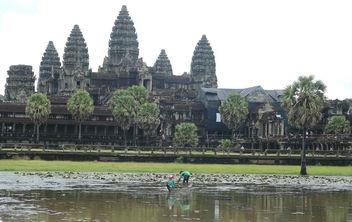 Siem Reap-Angkor Wat - Free image #296487