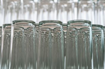 A lot of glasses - image #297537 gratis